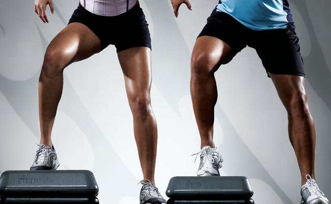 stepper-allenamento