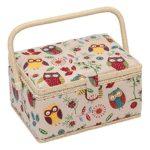 hobby-gift-mrm29-gufo-design-scatola-da-cucito-ii-naturale-medio