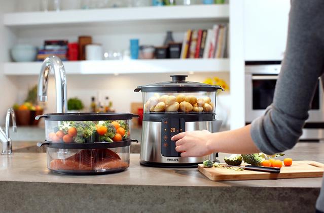 Le 5 migliori vaporiere per cucinare in casa