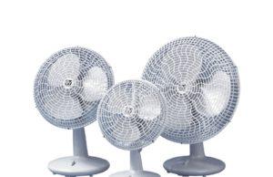 Ventilatori da tavolo