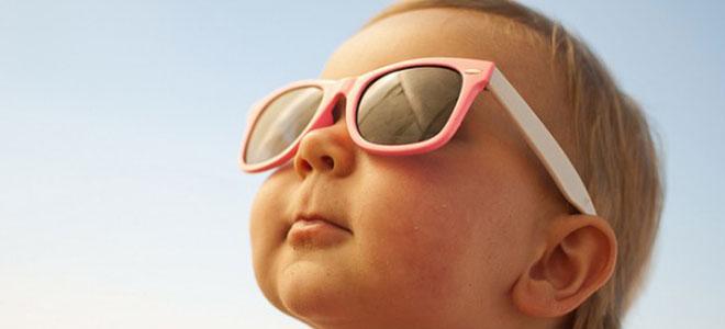crema solare bambino