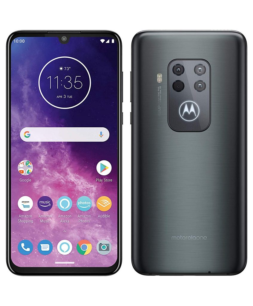 Motorola One Zoom Quad Camera 48MP