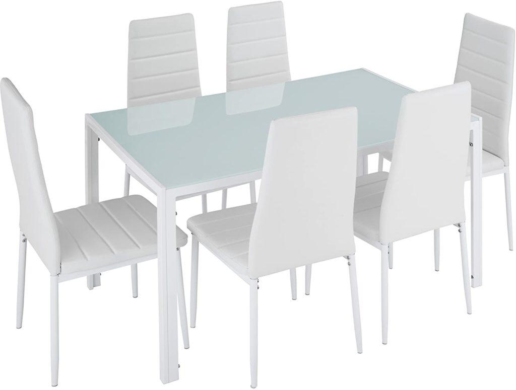 miglior tavolo da pranzo con sedie