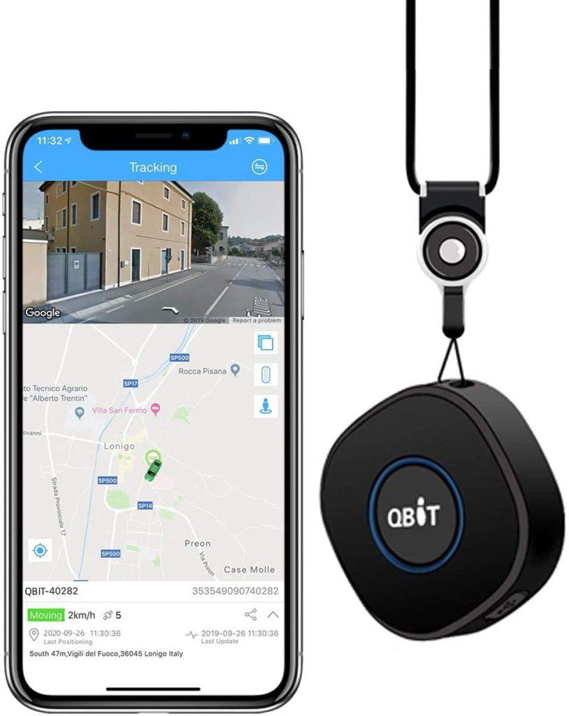 localizzatore GPS