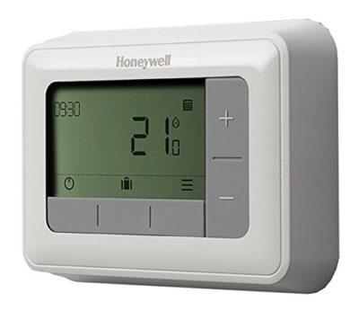Honeywell T4H110A1021 T4 Termostato programmabile 7 giorni 230 V colore Bianco 0