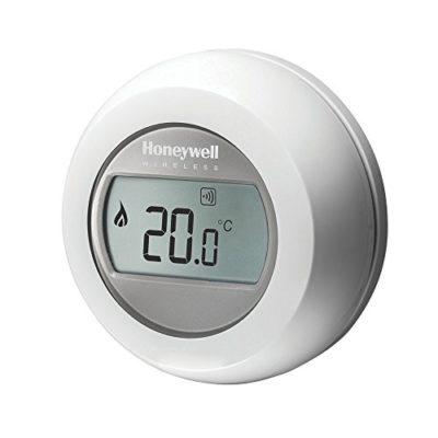 Honeywell Y87RF2024 Termostato compatibile con dispositivi mobili 230 V biancogrigio 0