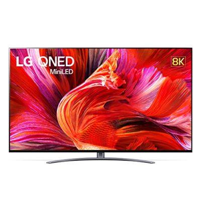 LG 75QNED966PA Smart TV 8K 75 TV Mini LED QNED96 2021 con Processore 9 Gen4 Dolby Vision IQ Wi Fi webOS 60 FILMMAKER MODE Google Assistant e Alexa Integrati 4 HDMI 21 Telecomando Puntatore 0