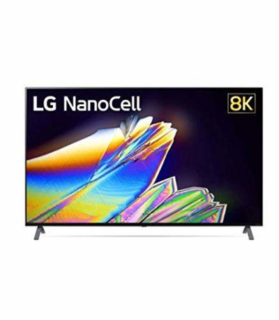 LG Computers Electronics Smart TV LG 65NANO956 65 8K Ultra HD NanoCell WiFi Black Default Title 0