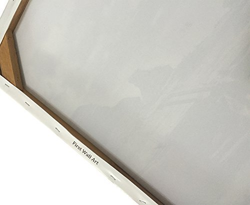 Primo Muro Art Generale Mondo Carta geografica Nero Sfondo Pittura di Arte della Parete La Stampa su Tela di Canapa Arte Quadri dillustrazione per LUfficio Domestico Decorazione Moderna 0 1