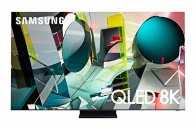 Samsung Q950T Smart TV 65 QLED 8K Wi Fi 2020 Silver 0